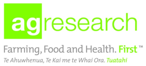 AgResearch logo